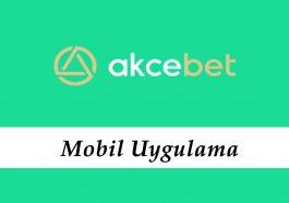 Akçebet Mobil Uygulama