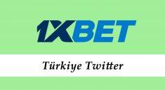 1xbet Türkiye Twitter
